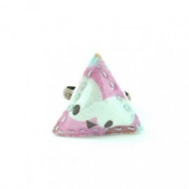 Bague Triangle Hiboux - photo 0