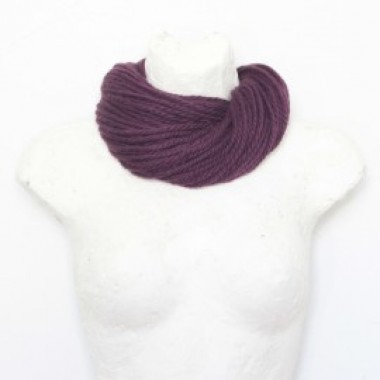 Collier Écharpe Violet - photo 1